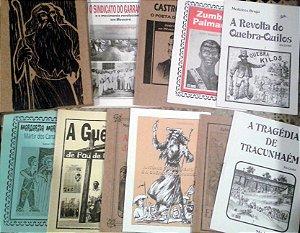 Literatura de cordel - Conflitos no Nordeste