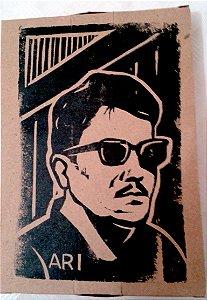 Literatura de cordel em caixa - Arievaldo Viana