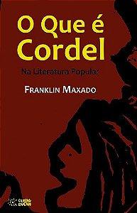 O Que é cordel na literatura popular