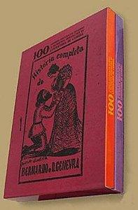 100 Cordéis históricos segundo a Academia Brasilleira de Literatura de Cordel