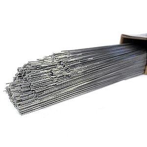 Vareta de Alumínio Aws Er-4047 12% 3,25mm. Embalagem Com  1 Kg