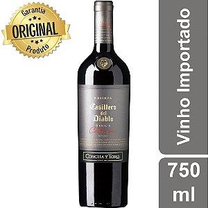 Vinho Casillero del Diablo Devils Collection - Reserva Especial - Tinto - 750ml