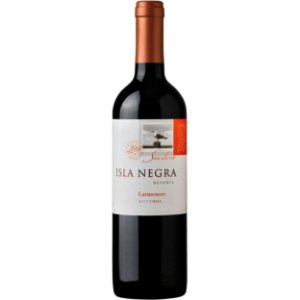 Vinho Isla Negra Reserva Carmenere - Tinto Meio Seco - 750ml