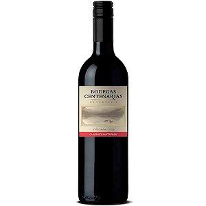 Vinho Bodegas Centenarias Cabernet Sauvignon - Tinto Meio Seco - 750ml