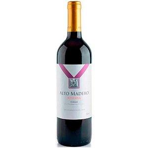 Vinho Alto Madero Reserva Malbec - Tinto Seco - 750ml