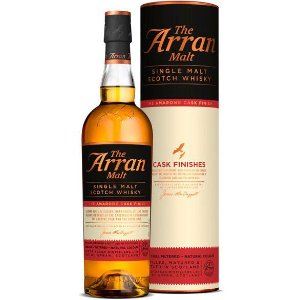Whisky The Arran Malt - The Amarone Cask Finish - Single Malt - 700ml
