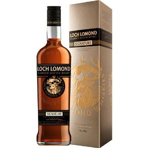 Whisky Loch Lomond Signature - 1000ml