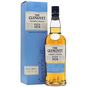 Whisky The Glenlivet Founders Reserve - Single Malt - 750ml