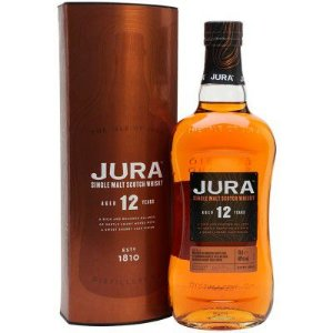 Whisky Jura 12 Anos - Single Malt - 700ml