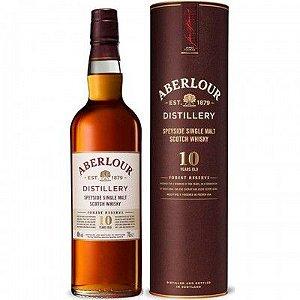 Whisky Aberlour 10 Anos Forest Reserve - Single Malt - 700ml