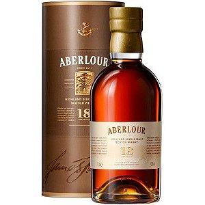 Whisky Aberlour 18 Anos - Single Malt - 500ml