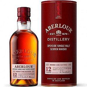 Whisky Aberlour 12 Anos Double Cask - Single Malt - 1000ml