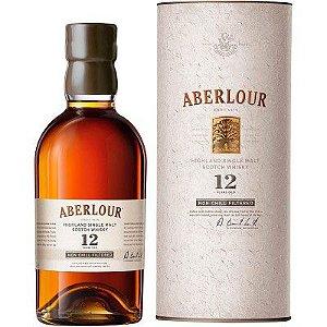 Whisky Aberlour 12 Anos Non Chill-Filtered - Single Malt - 700ml