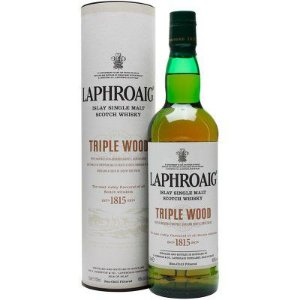 Whisky Laphroaig Triple Wood - Islay Single Malt - 700ml