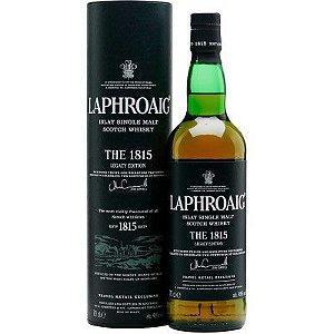 Whisky Laphroaig The 1815 Legacy - Islay Single Malt - 700ml