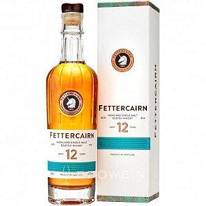 Whisky Fettercairn 12 Anos - Highland Single Malt - 700ml