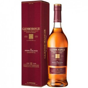 Whisky Glenmorangie The Lasanta 12 Anos Sherry Cask - Single Malt - 700ml