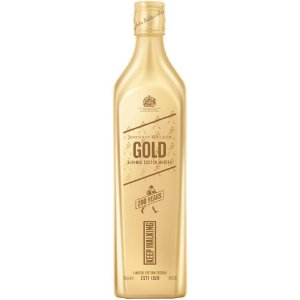 Whisky Johnnie Walker Gold Label Reserve - Edição Limitada 200 Anos - 750ml