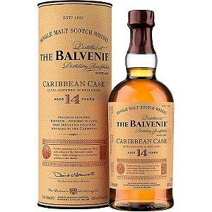 Whisky The Balvenie 14 Anos Caribbean Cask - 700ml