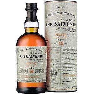 Whisky The Balvenie 14 Anos Peated Triple Cask - 700ml