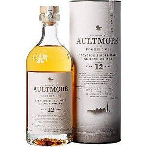 Whisky Aultmore 12 Anos - Speyside Single Malt - 700ml