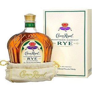 Whisky Crown Royal - Northern Harvest Rye - Blended Canadian - 1000ml