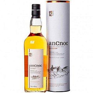 Whisky AnCnoc 12 Anos - Single Malt - 700ml