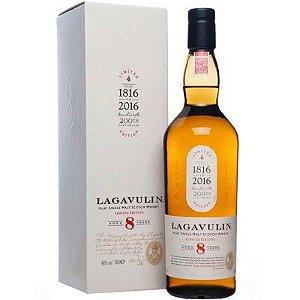 Whisky Lagavulin 8 Anos - Islay Single Malt - 700ml