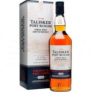 Whisky Talisker Port Ruighe - Single Malt - 750ml