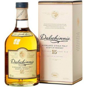 Whisky Dalwhinnie 15 Anos - Single Malt - 700ml