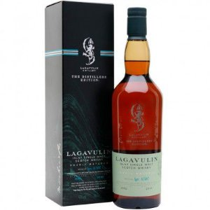 Whisky Lagavulin The Distillers Edition (2002-2018) - Islay Single Malt - 700ml