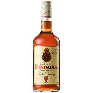 Conhaque Fundador Brandy - 750ml
