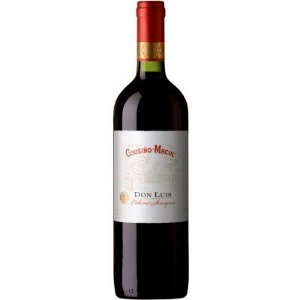 Vinho Cousiño Macul Cabernet Sauvignon - 750ml