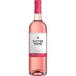 Vinho Sutter Home White Zinfandel - Rosé - 750ml