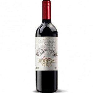Vinho Bodega Vieja - Tinto Suave - 750ml