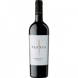 Vinho Pazzia Primitivo Puglia - Tinto - 750ml