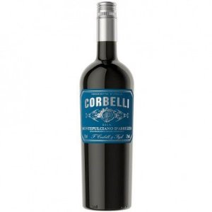 Vinho Corbelli Montepulciano - Tinto - 750ml