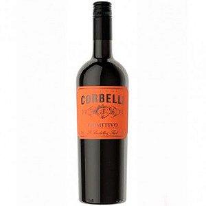 Vinho Corbelli Primitivo - Tinto - 750ml