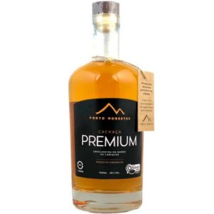 Cachaça Porto Morretes - Premium Ouro - 700ml