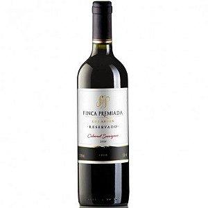 Vinho Finca Premiada Los Andes Reservado Cabernet Sauvignon - 750ml
