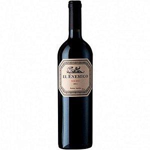 Vinho El Enemigo Malbec - Tinto - 750ml