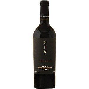 Vinho Luccarelli Rosso Puglia IGP - Tinto - 750ml