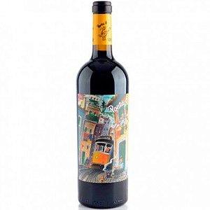 Vinho Porta 6 - Tinto Meio Seco - 750ml