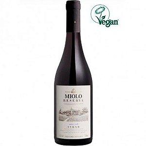 Vinho Miolo Reserva Syrah - Tinto - 750ml