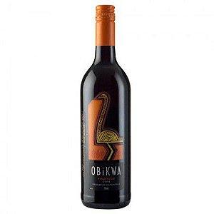 Vinho Obikwa Pinotage - Tinto - 750ml