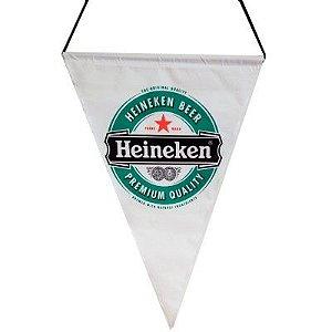 Bandeirola 40x40cm - Heineken