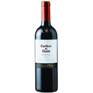 Vinho Casillero del Diablo Reserva Carmenere - Tinto - 750ml