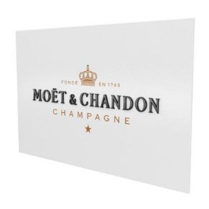 Quadro Decorativo - 36 x 50 - Moet Chandon