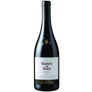Vinho Casillero del Diablo Reserva Shiraz - Tinto - 750ml