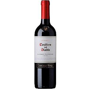 Vinho Casillero del Diablo Reserva Cabernet Sauvignon - Tinto - 750ml